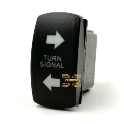 """Переключатель X-ATV """"Turn Signal"""" для указателей поворота под врезку в панель приборов UTV или внедорожников SW-TURN"""
