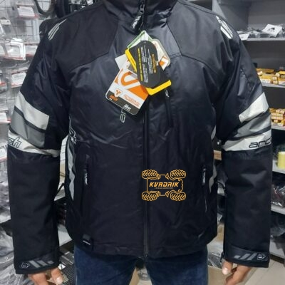 Куртка Arctiva S7 Mech Jacket Black/Gray размер L
