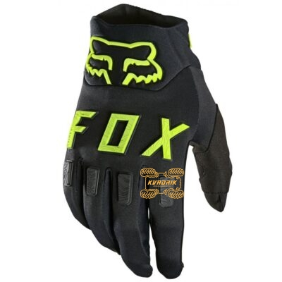 Зимние перчатки FOX LEGION WATER GLOVE [Black Yellow]