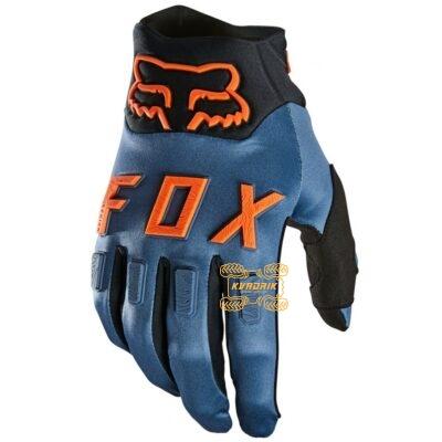 Водостойкие зимние перчатки FOX LEGION WATER GLOVE [Blue Steel]