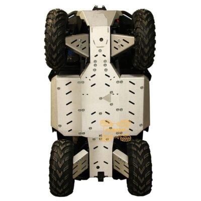 Алюминиевая защита днища IronBaltic для квадроцикла CFMoto 625 (2020+)   02.25700
