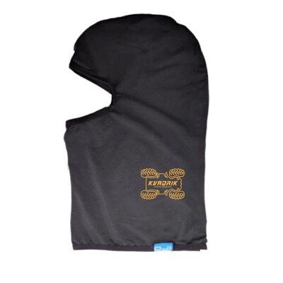 Подшлемник из полиэстера с утеплителем шеи OJ PRO-HEAD. Универсальный размер, черный цвет 2503-0327 F062