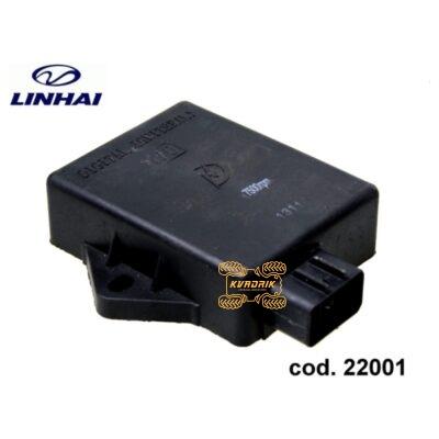 Оригинальный модуль зажигания CDI для квадроцикла linhai 260 22001