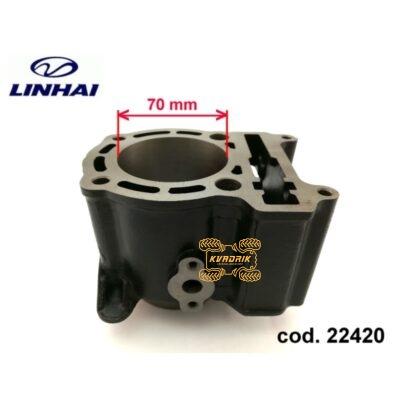 Оригинальный цилиндр для квадроцикла Linhai 260 22420