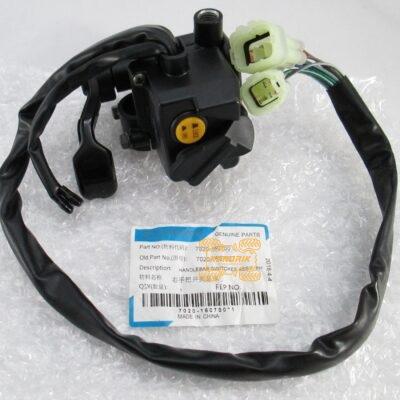 Блок переключателей на руль правый X-ATV для квадроциклов CFMoto 500 X5 7020-160700