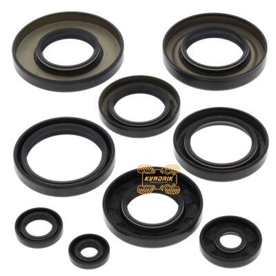Комплект сальников двигателя Vertex для квадроциклов и UTV Yamaha Grizzly 450 (07-14), Kodiak 400 450, Wolverine 450, Rhino 450 822247