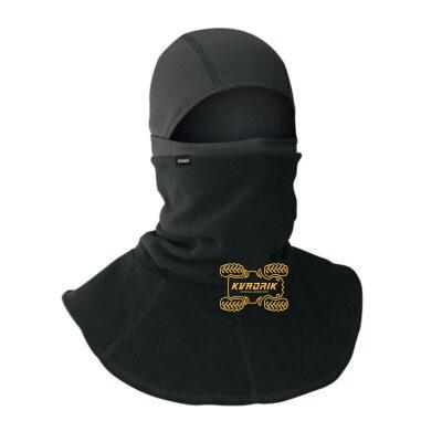 Балаклава ZANheadgear®. Универсальный размер, черный цвет 2503-0319 WB114C