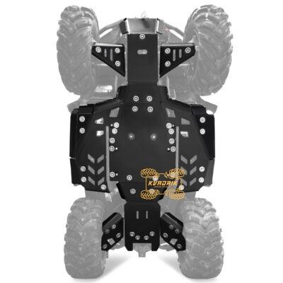 Пластиковая защита днища Rival для квадроцикла CFMoto 625 (2020+) K.8103.1