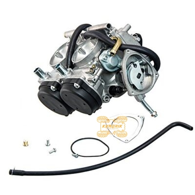 Карбюратор X-ATV для квадроциклов Yamaha Raptor 660 (01-05)  CARB-5002, 5LP-14900-20-00, 5LP-14900-00-00, 5LP-14900-30-00