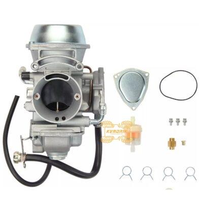 Карбюратор X-ATV для квадроциклов Polaris Sportsman 500 (01-06, 08-13) CARB-5008, 3131742, 3131712, 3131567, 3131453, 3131599, 3131289