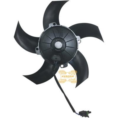 Вентилятор радиатора Moose на квадроцикл Can-Am Outlander 1000, Renegade, Maverick 1000 1901-0712, 709200564, 709200462, 709200309