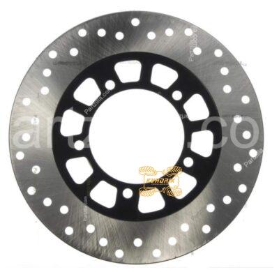 Оригинальный тормозной диск правый для Yamaha Scooter ZUMA 125 2009-2015 5S9-F582U-00-00