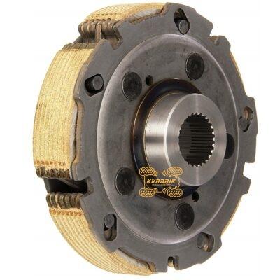 Центробежное сцепления в сборе (диск сцепления) X-ATV для квадроциклов и UTV Yamaha Grizzly 660 (02-08), Rhino 660 (04-07) 5KM-16620-00-00-ZAM