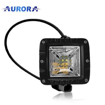 Светодиодная LED фара Aurora ALO-2-E12T 40w 8см