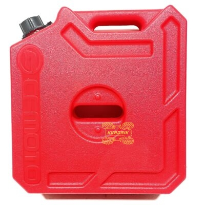 """Канистра Tesseract экспедиционная с логотипом """"CFMOTO"""" 10л, цвет красный для квадроцикла или внедорожника CF10L-RED"""