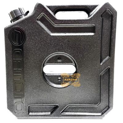 """Канистра Tesseract экспедиционная с логотипом """"CFMOTO"""" 10л, цвет черный для квадроцикла или внедорожника CF10L-BLK"""