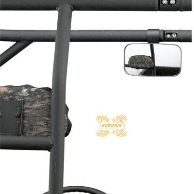 Центральное зеркало заднего вида Moose Utility Division Rearview Mirror подходит на каркас толщиной 2 дюйма 0640-0582