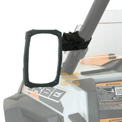 Боковое зеркало ATV TEK Clearview ™ подходит для всех трубчатых каркасов от 1,25'' до 2''дюймов 0640-0780 UTVMIR1