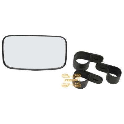 Центральное зеркало заднего вида EMGO подходит на каркас толщиной 1,5/1,75/2 дюйма 0640-1058 20-64574