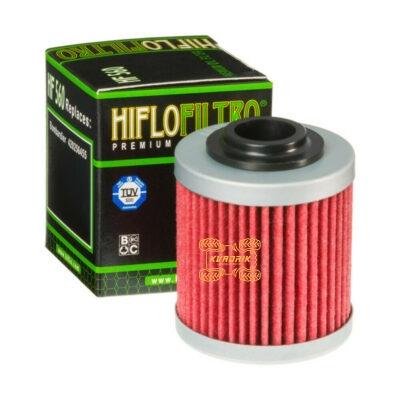 Масляный фильтр HF560 для квадроциклов Can Am DS 450 (08-15) 420256455