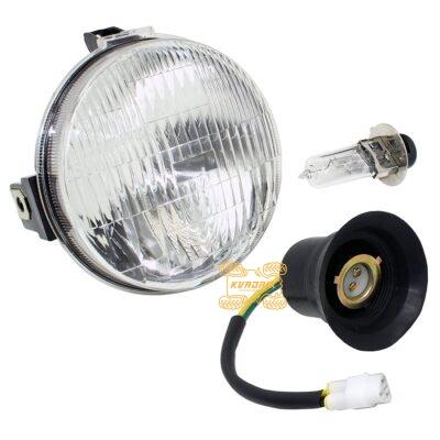 Фара головного света передняя X-ATV для квадроцикла и UTV Yamaha CAL-LT103, 4WV-84320-00-00, 4WU-84320-00-00, 5KM-84320-00-00, 5KM-84320-01-00