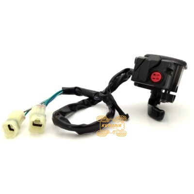 Оригинальный блок переключателей на руль правый для квадроциклов CFMoto 500 800 X8 7020-160700-1000