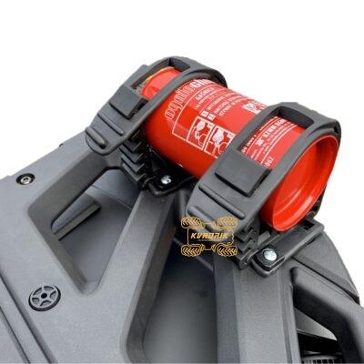 Порошковый огнетушитель с креплением для квадроцикла   800-02-027