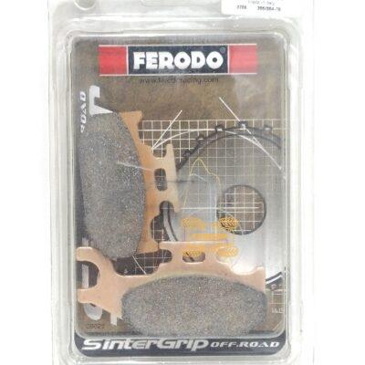 Тормозные колодки Ferodo для квадроцикла Can Am OUTLANDER G1, DS 650, QUEST, RENEGADE 800, TRAXTER, CAN-AM OUTLANDER G1, CAN-AM RENEGADE G1, SUZUKI 500 FDB2149SG, FA317