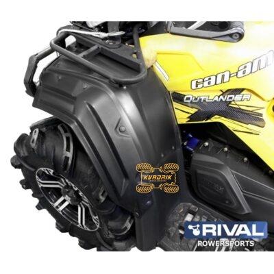 Расширители арок Rival для квадроцикла Can Am Outlander MAX G1 S.0047.1