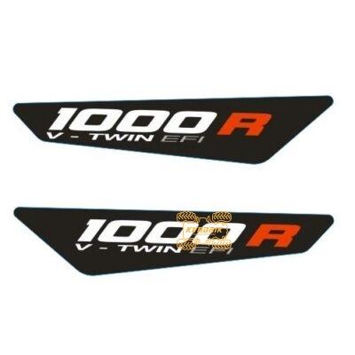 Комплект наклеек X-ATV для квадроцикла Can Am 1000R STI-CAN-1000