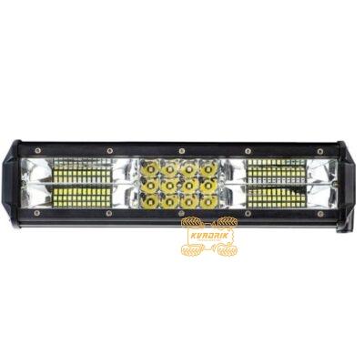 Фара, прожектор, светодиодная балка для квадроциклов, багги, джипов, внедорожников — 90W 31см дальний + ближний свет LB0076