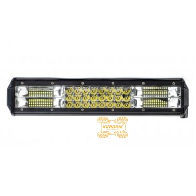 Фара, прожектор, светодиодная балка для квадроциклов, багги, джипов, внедорожников — 108W 38см дальний + ближний свет LB0077