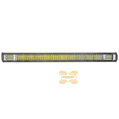 Фара, прожектор, светодиодная балка для квадроциклов, багги, джипов, внедорожников — 252W 92см дальний + ближний свет LB0085
