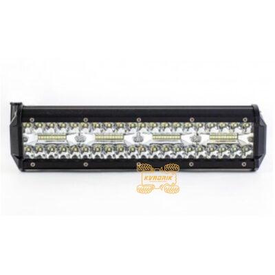Фара, прожектор, светодиодная балка для квадроциклов, багги, джипов, внедорожников — 120W 30см дальний + ближний свет    LB0089