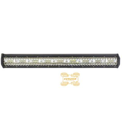 Фара, прожектор, светодиодная балка для квадроциклов, багги, джипов, внедорожников — 270W 64см дальний + ближний свет LB0094