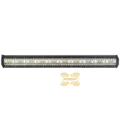 Фара, прожектор, светодиодная балка для квадроциклов, багги, джипов, внедорожников — 300W 71см дальний + ближний свет    LB0095